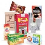 Gıda ve Sarf Ürünleri