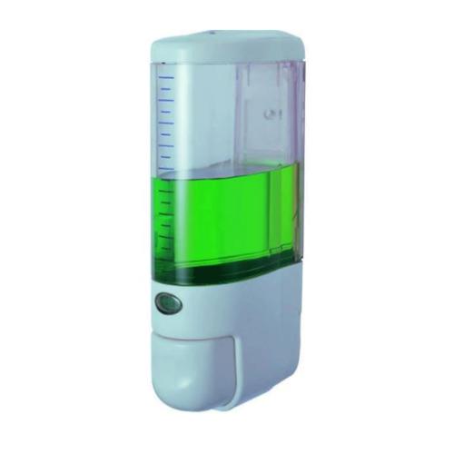 ABS Beyaz Sıvı Sabunluk 280ml