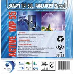ACTİVE WP55 San.Tipi Bulaşık Mak.Parlatıcısı 30 Litre