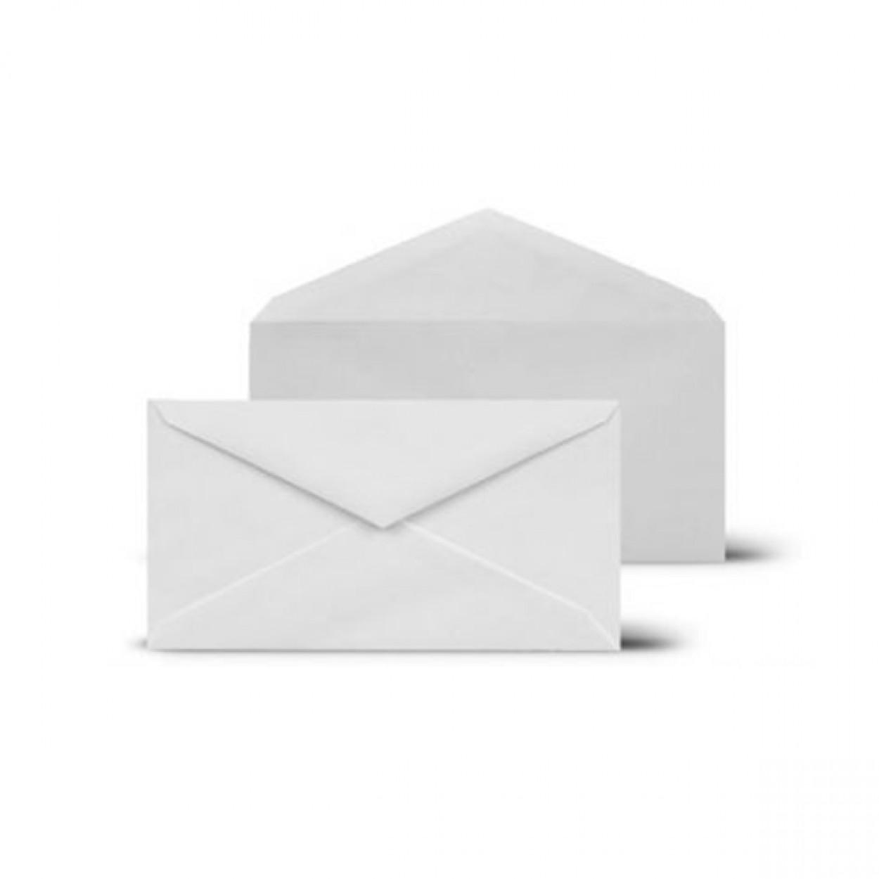 Asil As-4002 Beyaz Mektup Zarfı 110 Gr.500'lü