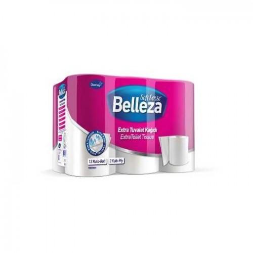 Belleza Reform Tuvalet Kağıdı Çift Kat 24 Lü Paket