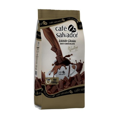 Cafe Salvador Vending Sıcak Çikolata 1000 Gram