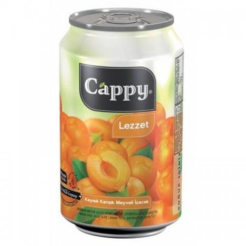 Cappy Meyve Suyu Kayısı 330ML (12 Li)