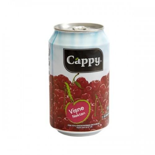 Cappy Meyve Suyu Vişne 330 ML (12 Li)