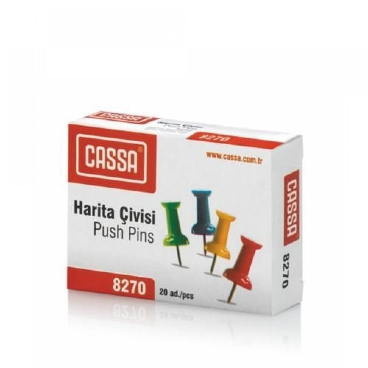 Cassa 8270 Harita Çivisi