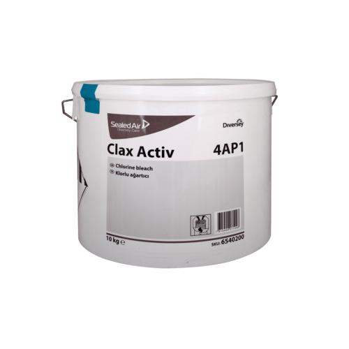 CLAX Activ 4AP1 Klorlu Toz Ağartıcı 10 Kg