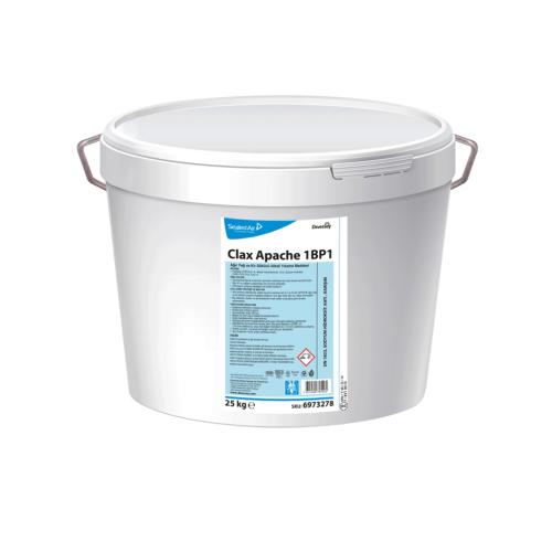 CLAX Apache 1BP1 Ağır Kir ve Yağ Çözücü Toz Alkali Katkı Maddesi