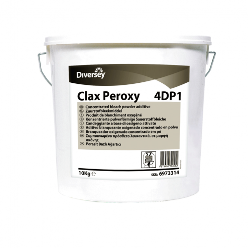 CLAX Peroxy 4DP1 TAED Katkılı Oksijenli Toz Ağartıcı
