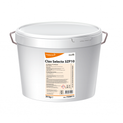 CLAX Selecta 3ZP10 Az köpüren Ana Yıkama Deterjanı 20.00 Kg