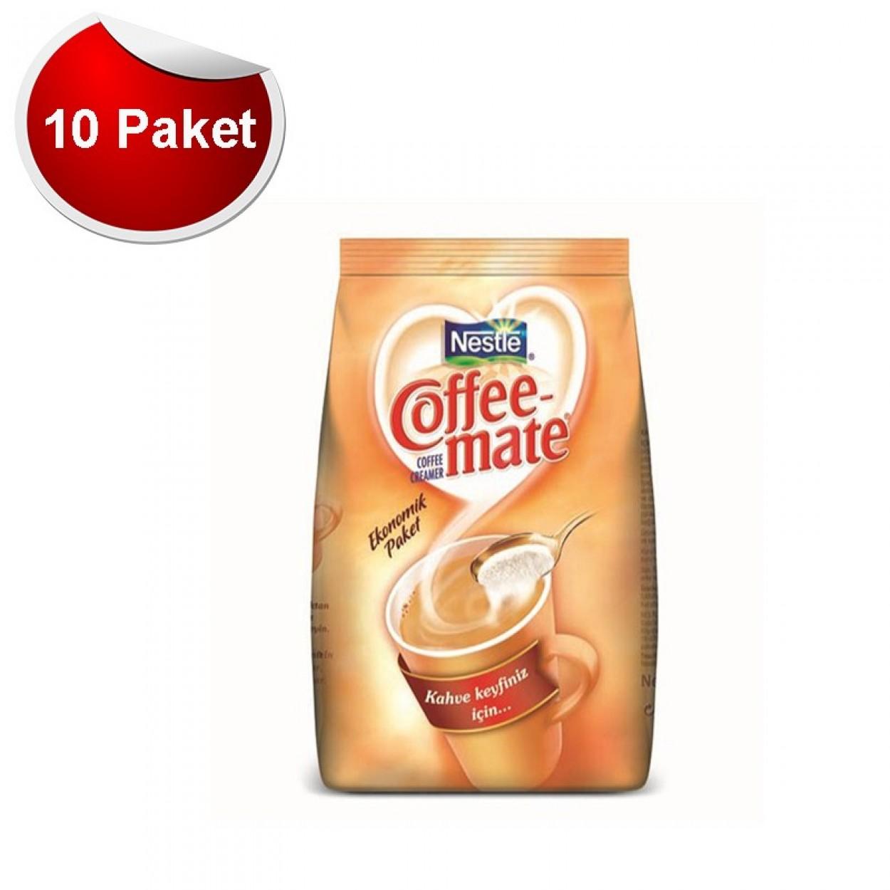 Coffee Mate 500 Gr Ekonomik 10 Lu Paket