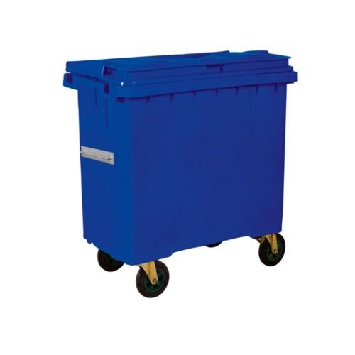 Çöp Konteyner 1100 Litre A Kalite Mavi