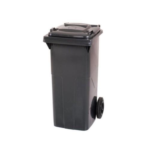 Çöp Konteyner 120 Litre A Kalite Antrasit