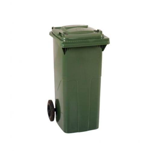 Çöp Konteyner 120 Litre A Kalite Yeşil