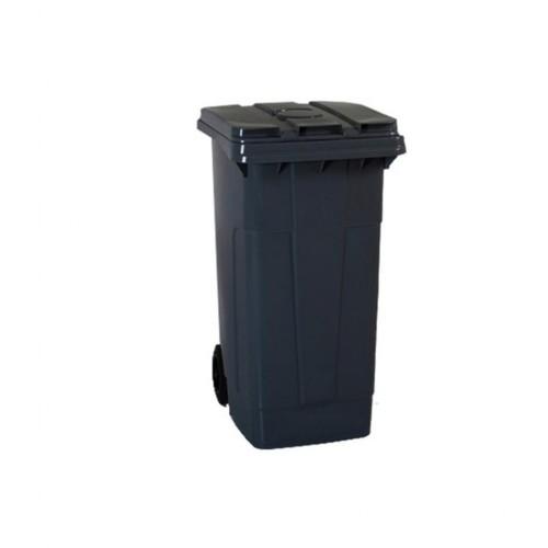 Çöp Konteyner 240 Litre A Kalite Antrasit