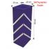 Dekor Küllüklü Çatı Kapaklı Çöp Kovası Boyalı 30 Litre
