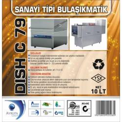 DISCH C79 San.Tipi Bulaşık Makinesi Deterjanı 10 Litre