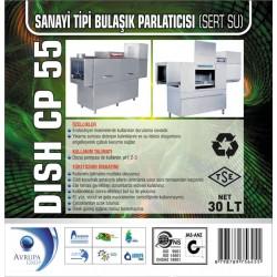 DISCH CP55 San.Tipi Bulaşık Mak.Parlatıcısı 30 Litre