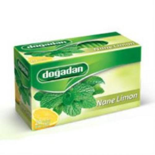 Doğadan Nane Limon Bitki Çayı 20*2 Gr