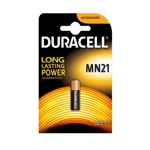 Duracell Alkalin MN21 23A 12 Volt Pil