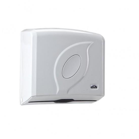 Euro Avrupa Awion Z Katlı Kağıt Havlu Dispenseri Eko Beyaz