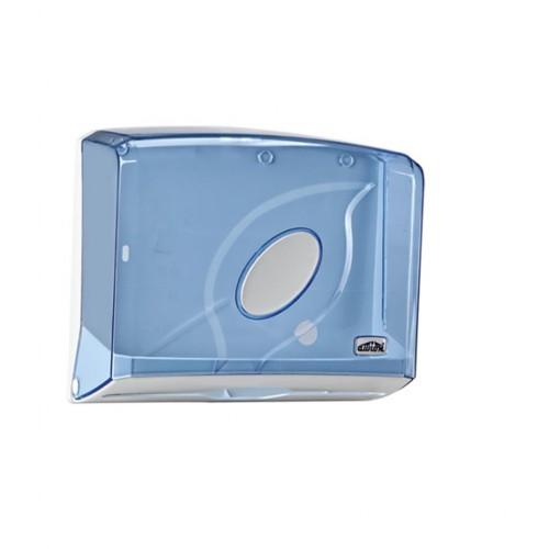 Euro Avrupa Awion Z Katlı Kağıt Havlu Dispenseri Eko Şeffaf