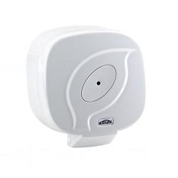 Euro İçten Çekme Tuvalet Kağıdı Aparatı Beyaz
