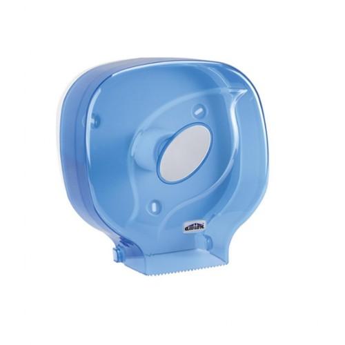 Euro Jumbo Rulo WC Kağıt Dispenseri Şeffaf