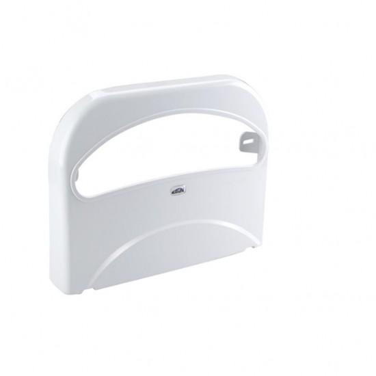 Euro Klozet Kapak Örtüsü Dispenseri Beyaz