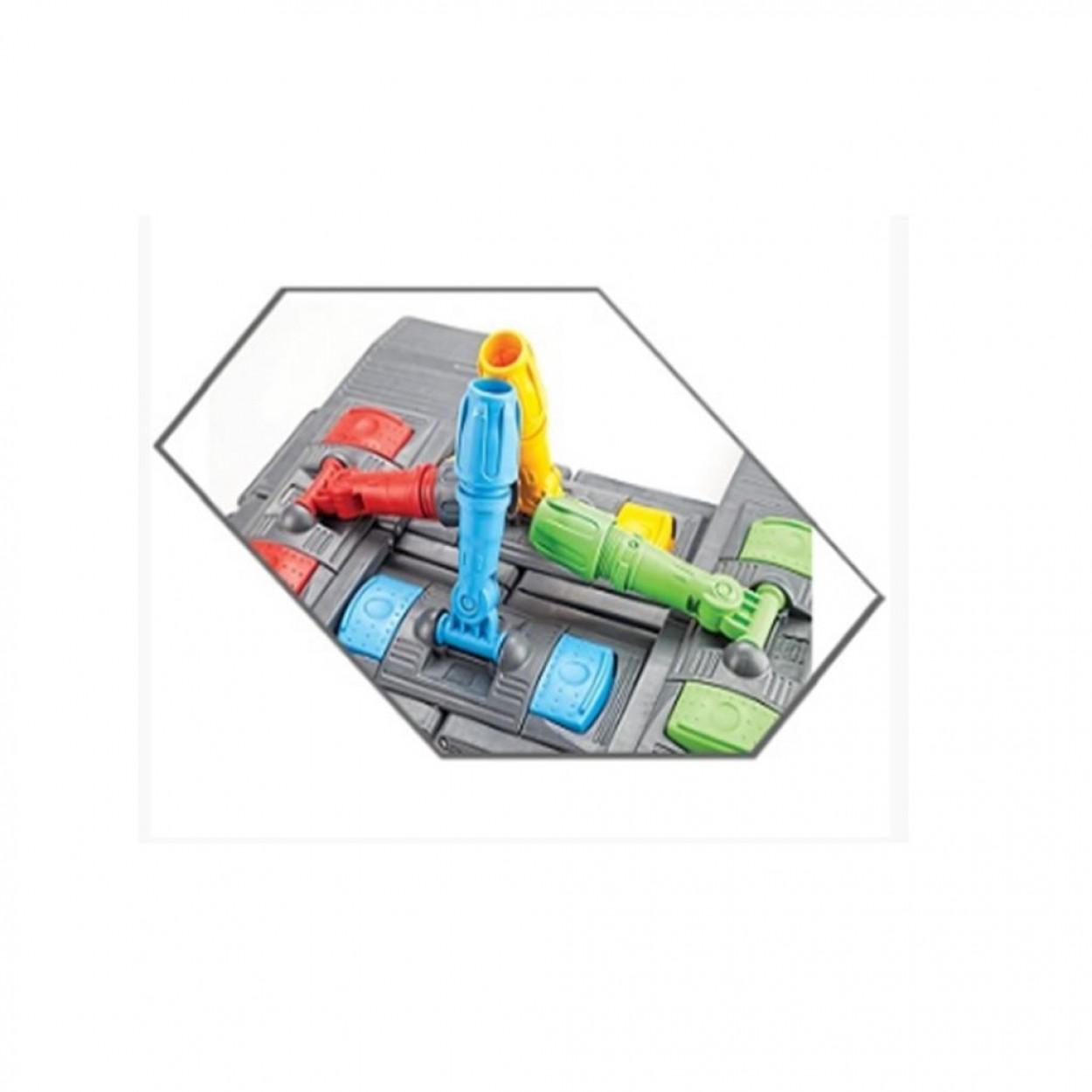 Euro Nemli Mop Aparatı Plastik 25 Cm Ev Tipi