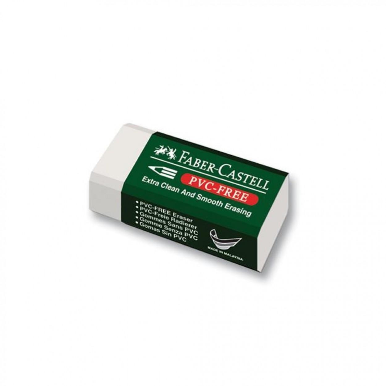 Faber Castell 7085 Silgi Beyaz 30 Lu Paket