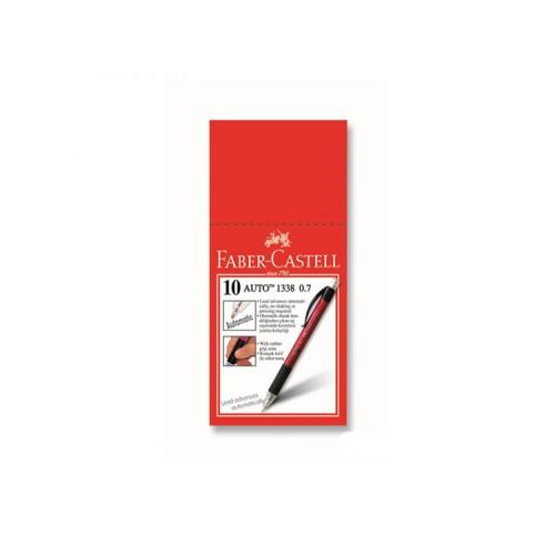Faber Castell Auto 1338 Versatil 0.7 mm Kalem 10'lu