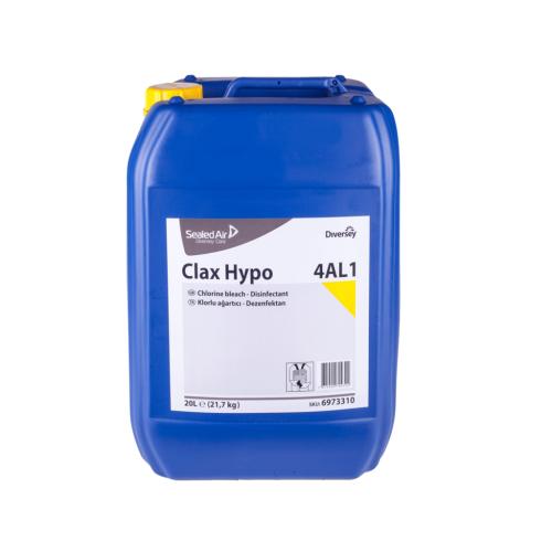 Johnson CLAX Hypo 4AL1 Klorlu Sıvı Ağartıcı 21.70 Kg