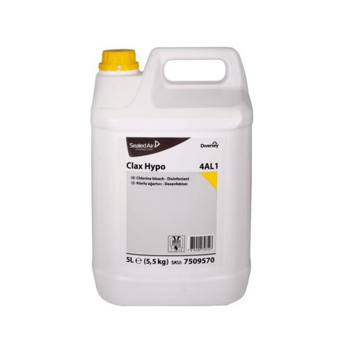 Johnson CLAX Hypo 4AL1 Klorlu sıvı ağartıcı 5.50 Kg