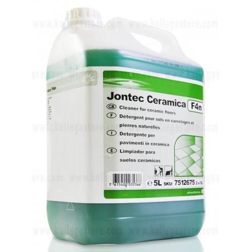 Jontec Ceramica F4n Cilasız,Parlak Yüzeyler İçin Tem.Maddesi