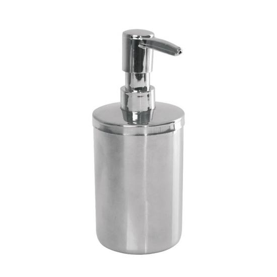Krom Sıvı Sabunluk Set Üstü 350ml