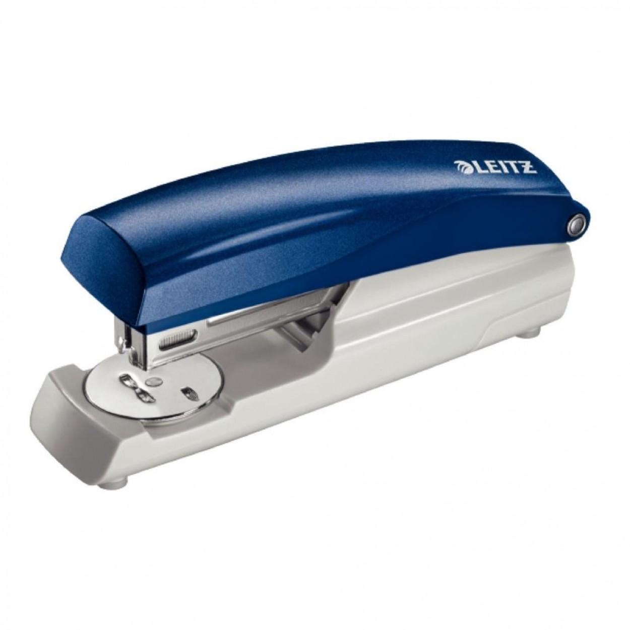 Leitz 5500 Mavi Zımba Makinesi (30 Sayfa Kapasiteli)