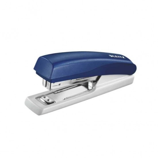 Leitz 5517 Mavi Zımba Makinesi (10 Sayfa Kapasiteli)