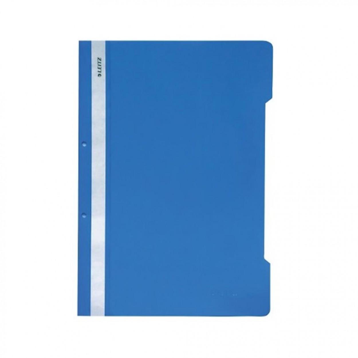 Leitz Telli Dosya Açık Mavi  50'Li