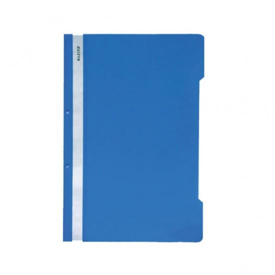 Leitz Telli Dosya Mavi 50'Li