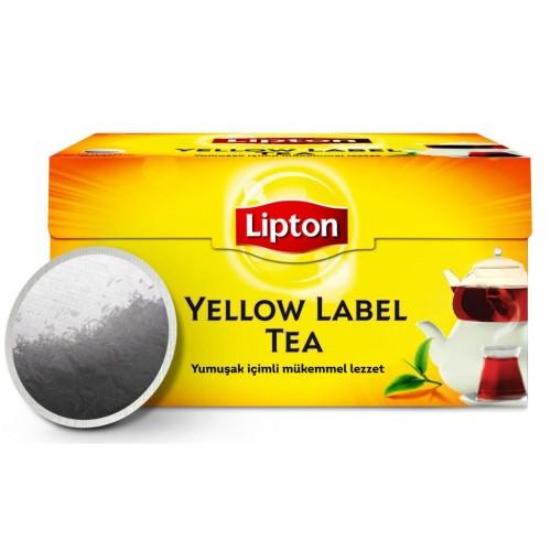 Lipton Yellow Label Demlik Poşet Çay 100 Lü