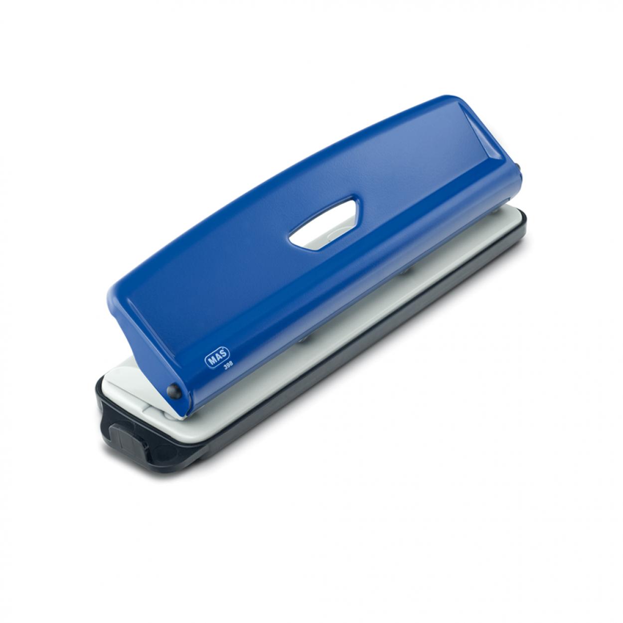 Mas 398 Delgeç 4'Lü 16 Kağıt Kapasiteli Mavi Renk