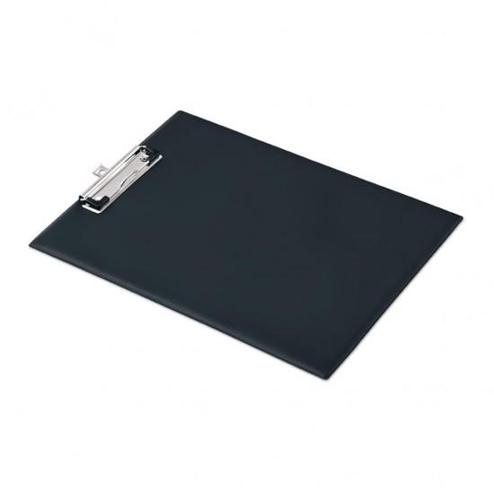 Mas 4102 PVC Kaplama Sekreterlik Siyah