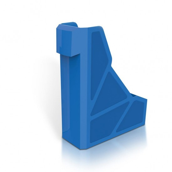 Mas 886 Solid Geniş Magazinlik Mavi