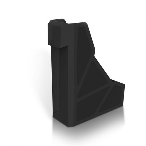 Mas 886 Solid Geniş Magazinlik Siyah