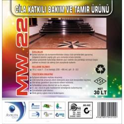 MW 22 Cila Katkılı Bakım ve Tamir Ürünü 30 Litre