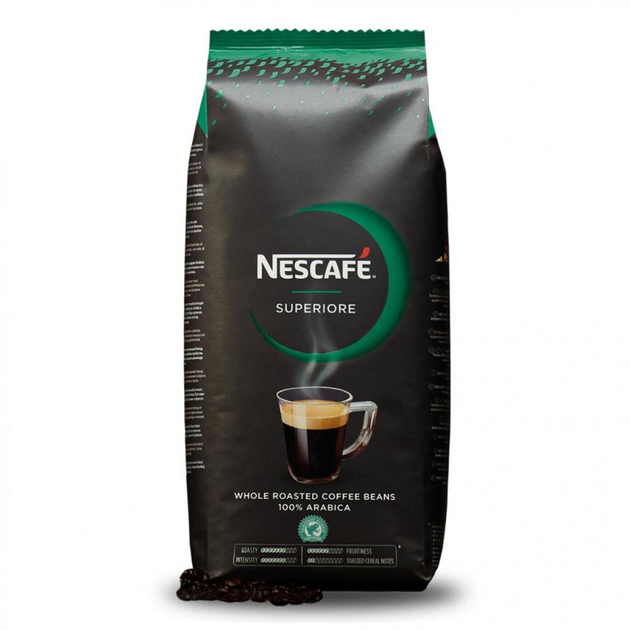Nescafe Superiore Çekirdek Kahve 1 kg