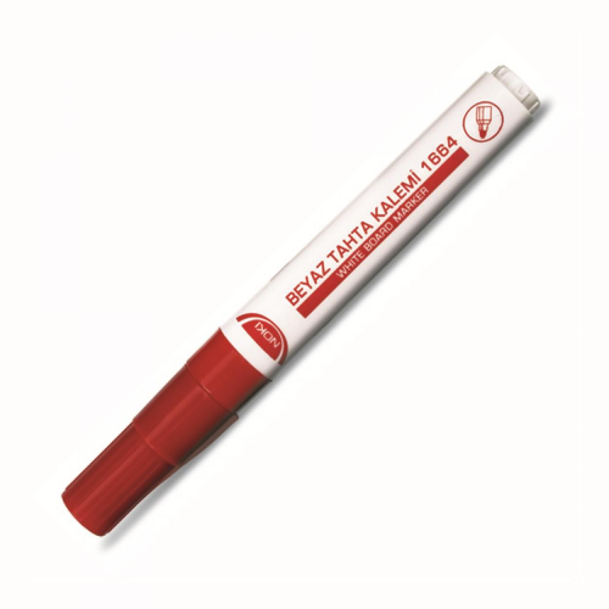 Noki Beyaz Tahta Kalemi Kırmızı