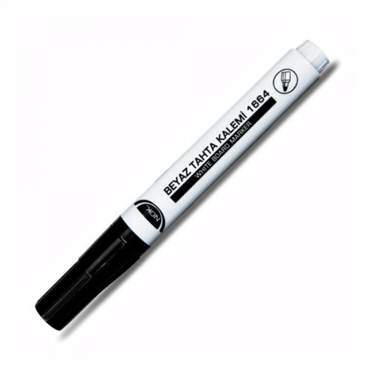 Noki Beyaz Tahta Kalemi Siyah