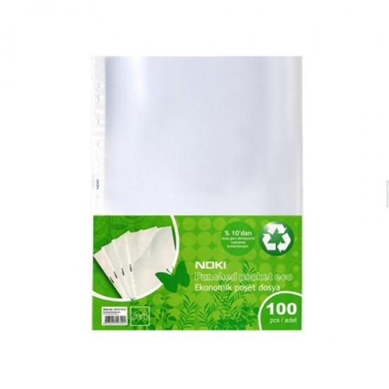 Noki Poşet Dosya Eco 3000'Li 30 Lu Paket