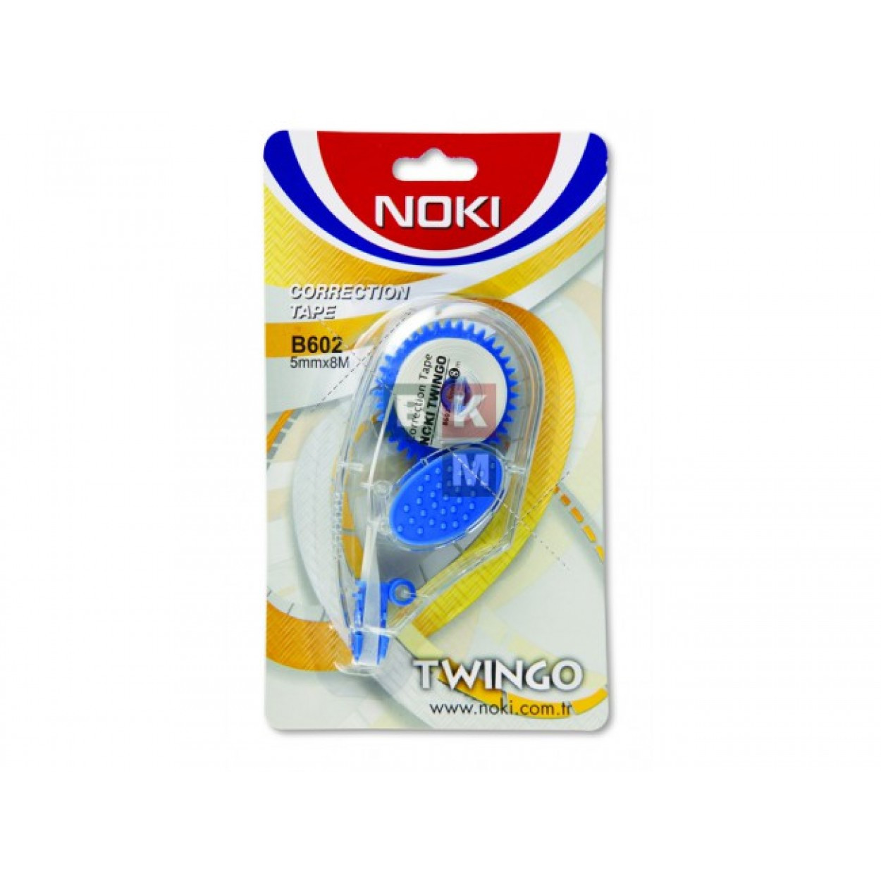 Noki Twingo Şerit Silici 5mm.X 8m.B661A